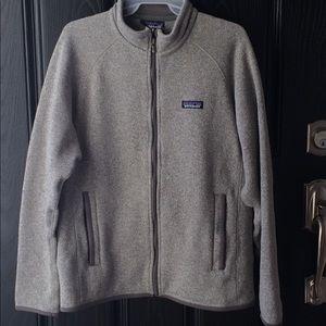 Men's Patagonia Better Sweater Zip-Up